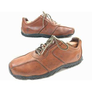 TIMBERLAND Lexington 55518 Brown Leather Lace 12 M